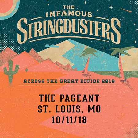 10/11/18 The Pageant, St. Louis, MO
