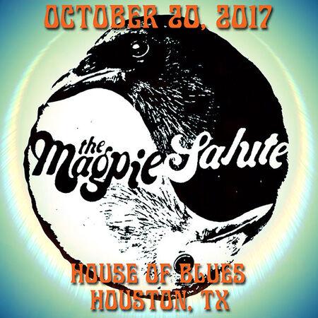 10/20/17 House of Blues, Houston, TX