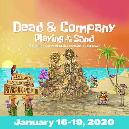 Dead & Co Mexico 2020 Audio