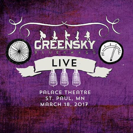03/18/17 Palace Theatre, St. Paul, MN