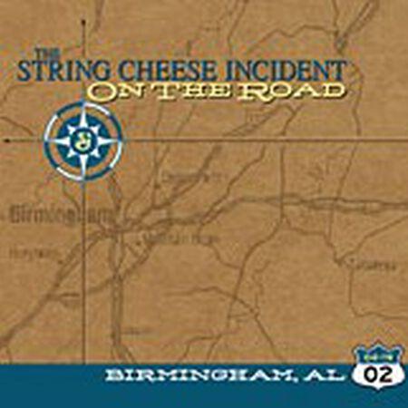 04/19/02 Boutwell Auditorium, Birmingham, AL