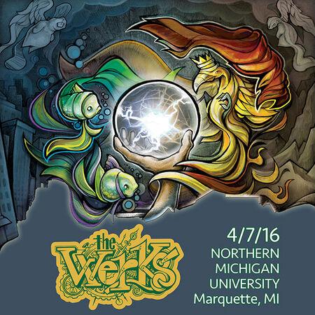 04/07/16 Northern Michigan University , Marquette, MI