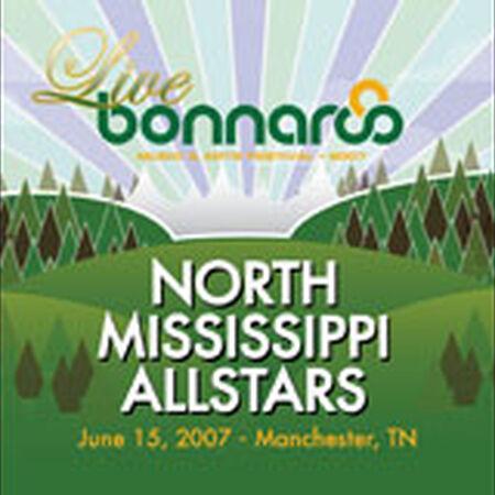 06/17/07 That Tent, Bonnaroo, TN
