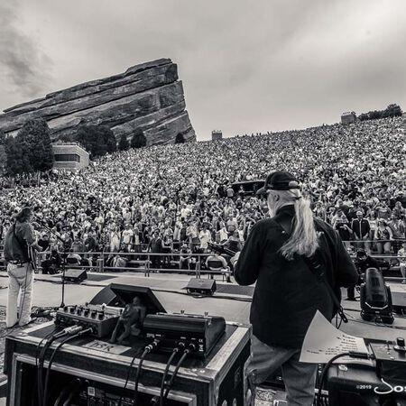 06/30/19 Red Rocks Amphitheatre, Morrison, CO