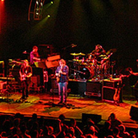 09/19/06 Memorial Auditorium, Burlington, VT