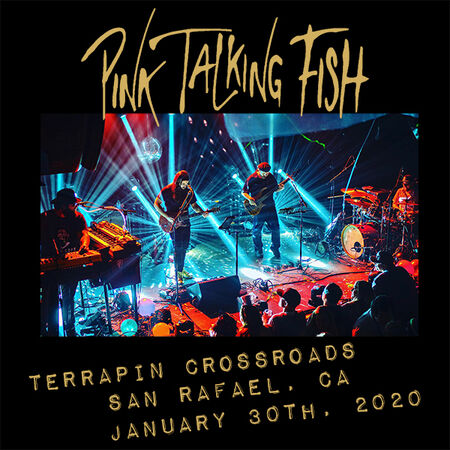 01/30/20 Terrapin Crossroads, San Rafael, CA