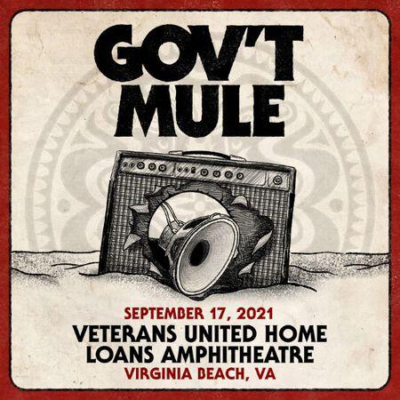 09/17/21 Veterans United Home Loans Amphitheatre, Virginia Beach, VA