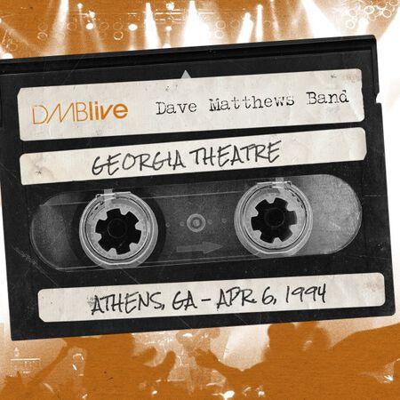 04/06/94 Georgia Theatre, Athens, GA