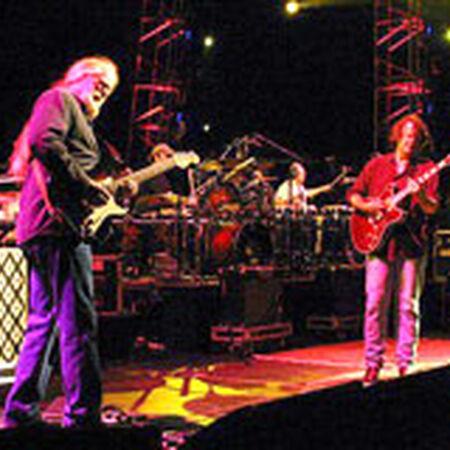 10/15/08 Mud Island Amphitheatre, Memphis, TN