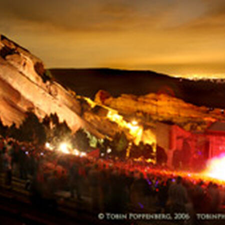 09/09/06 Red Rocks Amphitheatre, Morrison, CO
