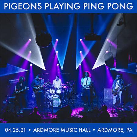 04/25/21 Ardmore Music Hall, Ardmore, PA