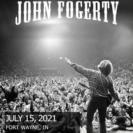 07/15/21 Foellinger Theatre, Fort Wayne, IN