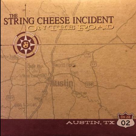 09/28/02 Zilker Park, ACL Music Festival, Austin, TX
