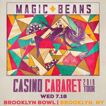 07/18/18 Brooklyn Bowl, Brooklyn, NY