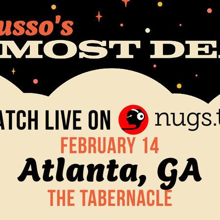 02/14/19 The Tabernacle, Atlanta, GA