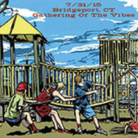 07/31/15 Gathering of the Vibes, Bridgeport, CT
