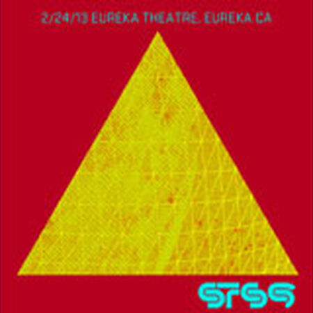 02/24/13 Eureka Theatre, Eureka, CA