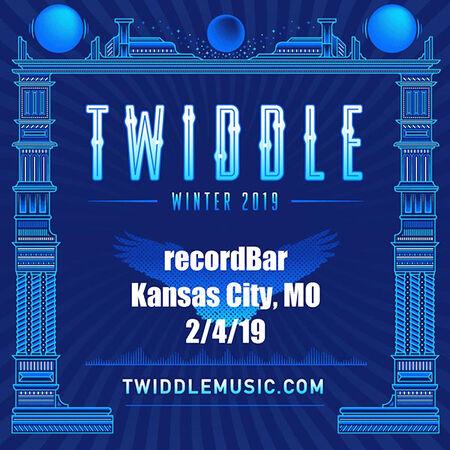 02/04/19 recordBar, Kansas City, MO