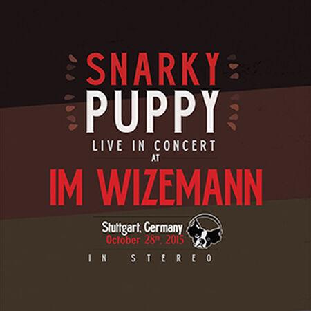 10/28/15 Im Wizemann, Stuttgard, DE