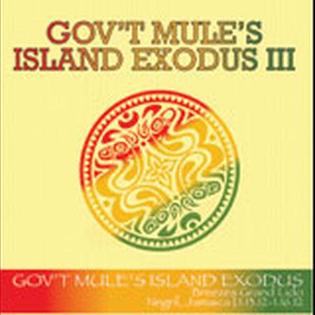01/15/12 Island Exodus III, Negril, JM