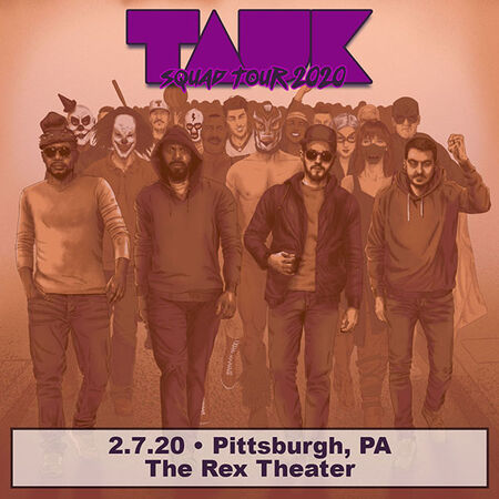 02/07/20 The Rex Theater, Pittsburg, PA