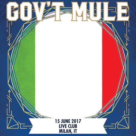 06/15/17 Live Club, Milan, IT