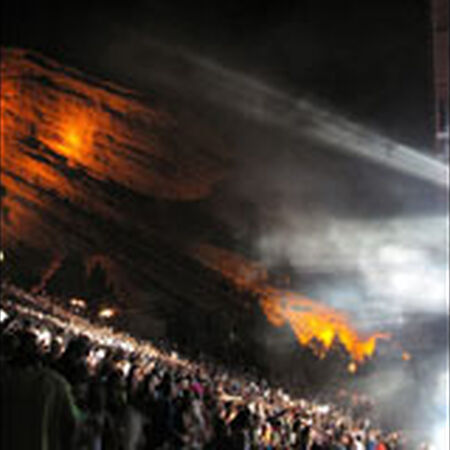 09/10/11 Red Rocks Amphitheatre, Morrison, CO