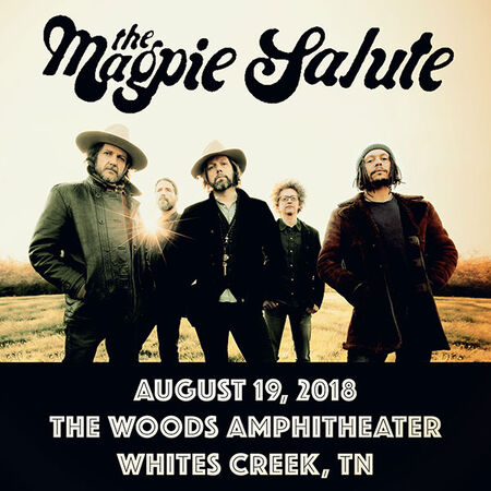 08/19/18 The Woods Amphitheater, Whites Creek, TN