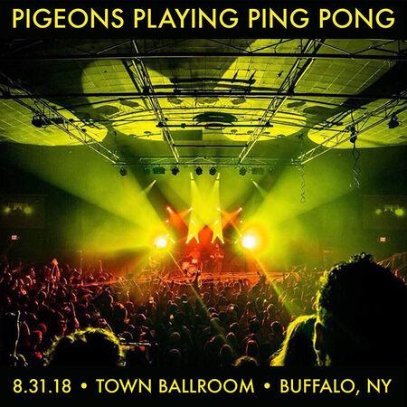 08/31/18 Town Ballroom, Buffalo, NY