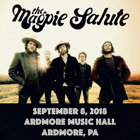 09/08/18 Ardmore Music Hall, Ardmore, PA