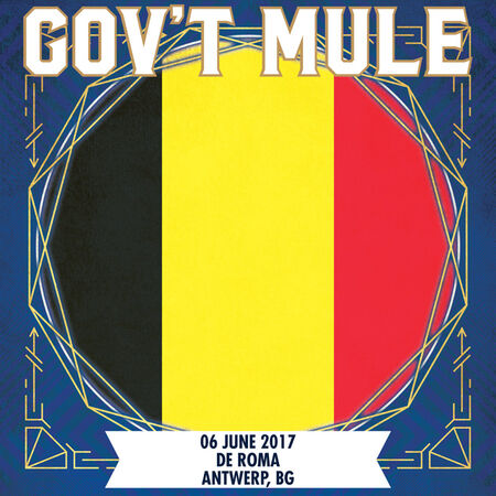 06/06/17 De Roma, Antwerp, BE