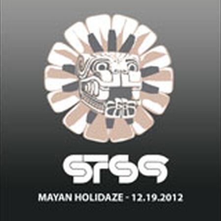 12/19/12 Mayan Holidaze, Tulum, MX