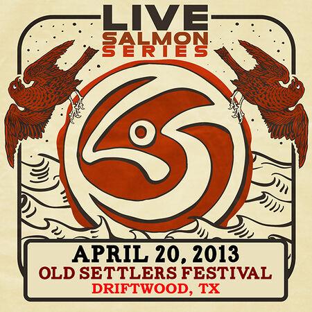 04/20/13 Old Settler's Music Festival, Driftwood, TX