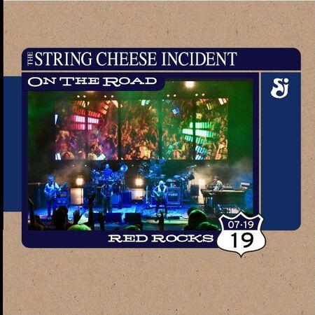 07/19/19 Red Rocks Amphitheatre, Morrison, CO