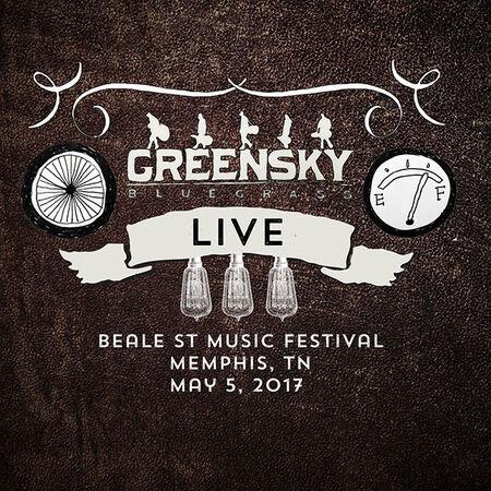 05/05/17 Beale St Music Festival, Memphis, TN