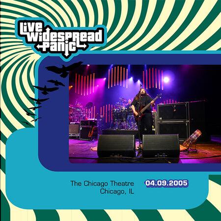 04/09/05 Chicago Theatre, Chicago, IL