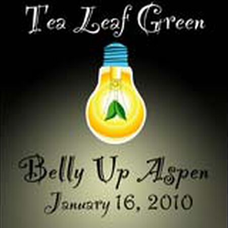 01/16/10 Belly Up, Aspen, CO