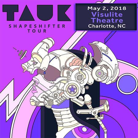05/02/18 Visulite Theatre, Charlotte, NC