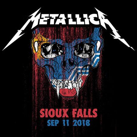 09/11/18 Denny Sandford Premier Center, Sioux Falls, SD