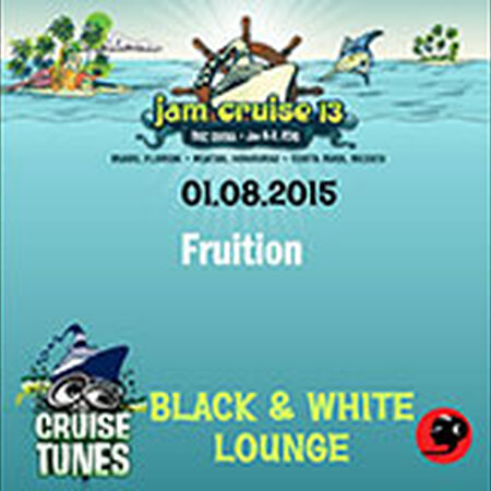 01/08/15 B&W Lounge, Jam Cruise, US