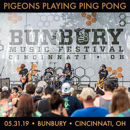 05/31/19 Bunbury Festival, Cincinnati, OH