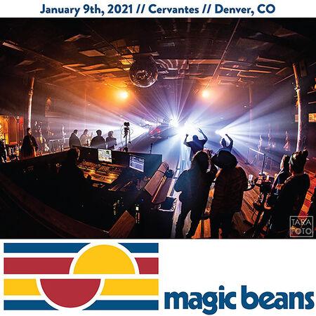 01/09/21 Cervantes' Masterpiece Ballroom, Denver, CO