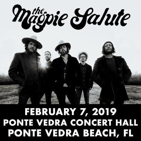 02/07/19 Ponte Vedra Concert Hall, Ponte Vedra Beach, FL