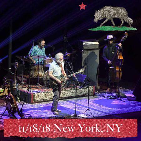 11/18/18 Beacon Theatre, New York, NY