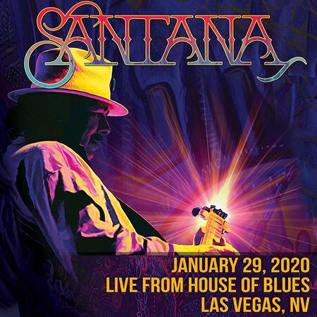 01/29/20 House Of Blues, Las Vegas, NV