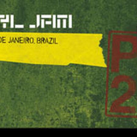 11/06/11 Prata da Apoteose, Rio De Janeiro, BR