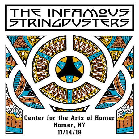 11/14/18 Center for the Arts of Homer, Homer, NY