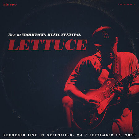 09/15/18 Wormtown Music Festival, Greenfield, MA