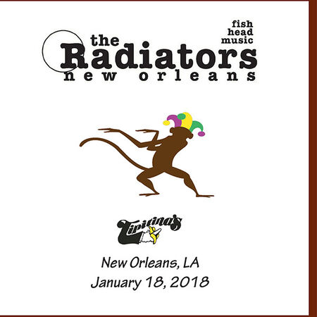 01/18/18 Tipitina's, New Orleans, LA