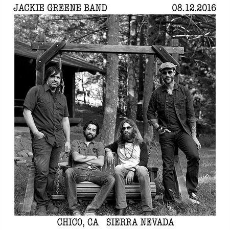08/12/16 Sierra Nevada Big Room, Chico, CA